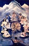 பாபாஜியின் அருட்பாடத்  திரட்டு (முதலாம் ஆண்டு).