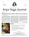 Babaji's Kriya Yoga Journal